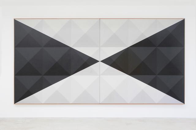 , 'Corredor X; 4:20,' 2011, Luciana Brito Galeria