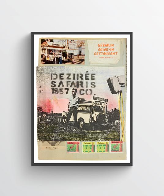 , 'Deziree Safaris 1957 Co,' 2017, Trotta-Bono Contemporary