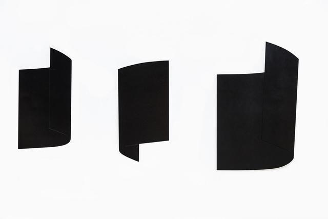 , 'Cilindros parabólicos,' 2001, Galeria Raquel Arnaud