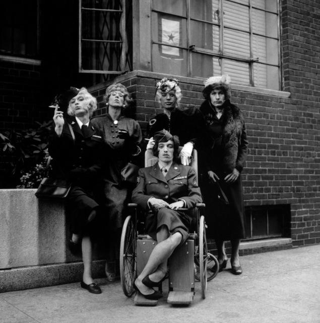 Jerry Schatzberg, 'The Rolling Stones, 1966 - In Drag', 1966, TASCHEN