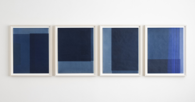 , 'Untitled - 0305...0308,' 2015, Bartha Contemporary