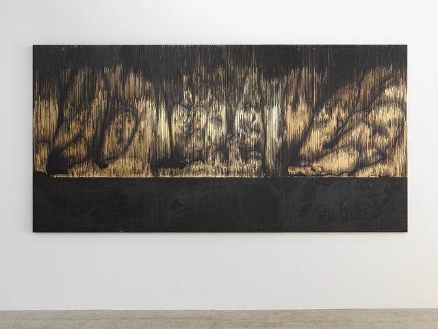 , 'Golden (Odyssey),' 2014, MASS MoCA