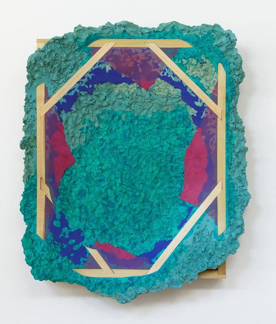 , 'Compound Flat #42,' 2014, Gregory Lind Gallery