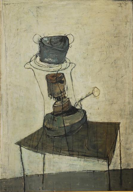 , 'Kerosene Stove ,' 1958, Dan Gallery