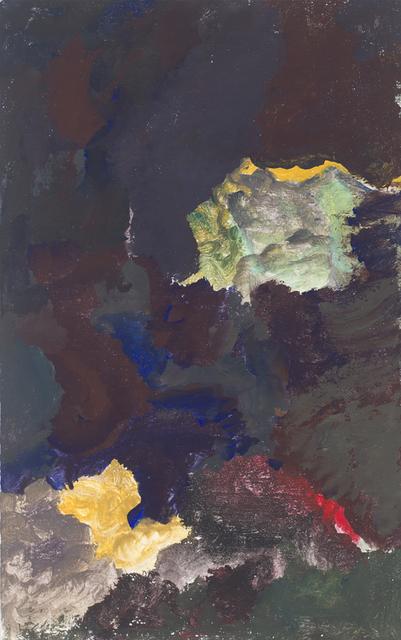 , 'Skogsbryn,' 2015, Galleri Susanne Ottesen
