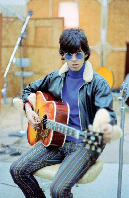 , 'The Rolling Stones - Keith Richards at RCA studios ,' 1965, Snap Galleries