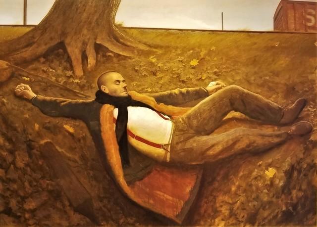 Bo Bartlett, 'The Hobo', 1997, Clarke Gallery