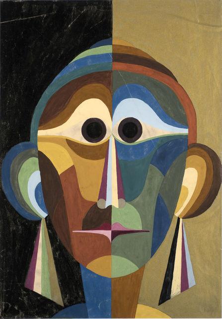 , 'Head,' ca. 1920, Ben Uri Gallery and Museum