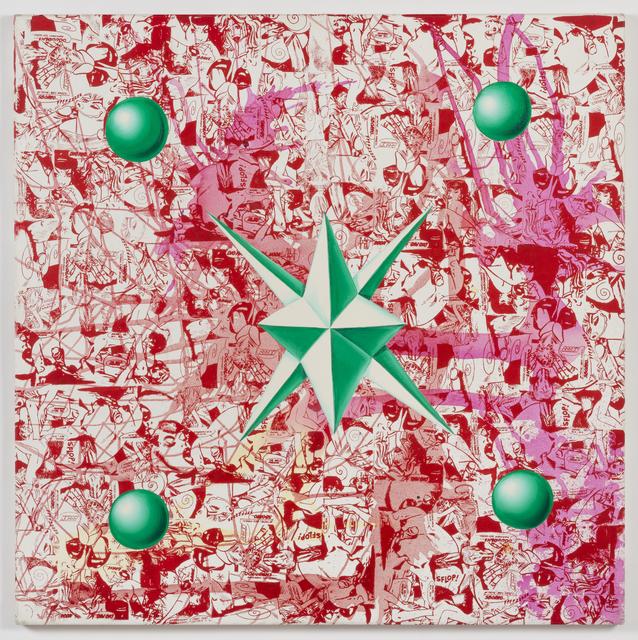 , 'Starballing,' 1993, Honor Fraser