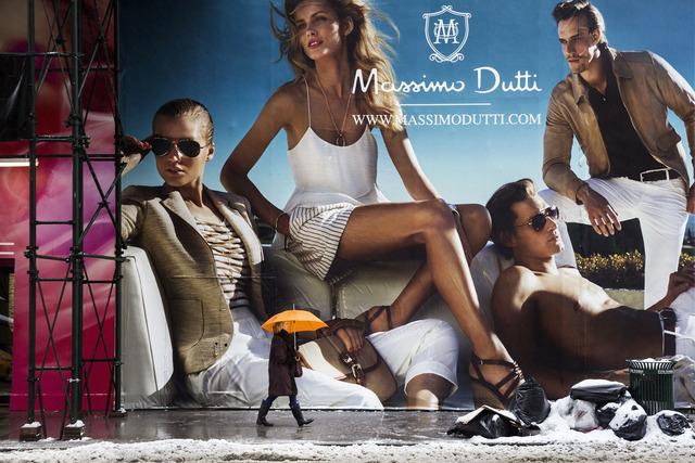 , 'Massimo Dutti 02,' 2014, Anastasia Photo