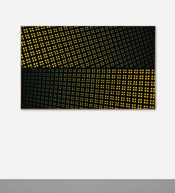 , 'Dallo spazio totale: contrasti opposti,' 1954, 1959, 1961, A arte Invernizzi
