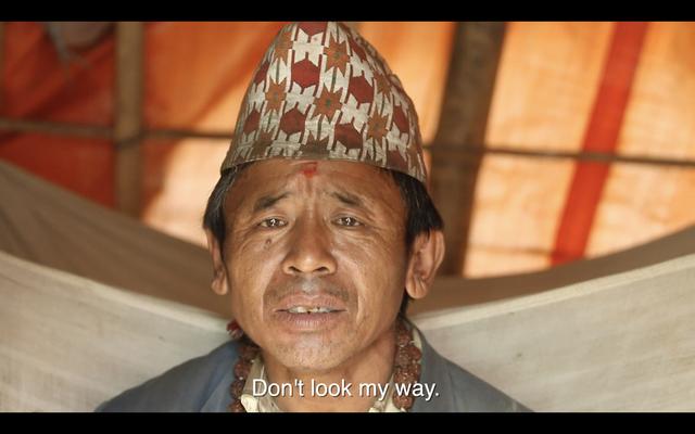 , '尼泊爾奇翠巴蒂地震災民營之歌,' 2017, TKG+