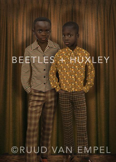 , 'Identity #3,' 2014, Huxley-Parlour