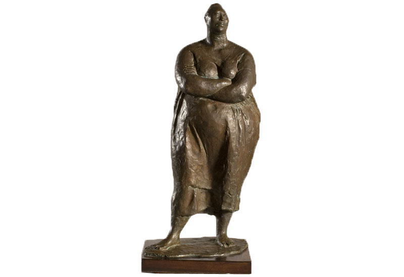 , 'Mujer de Pie (Standing Woman),' 1970, bG Gallery