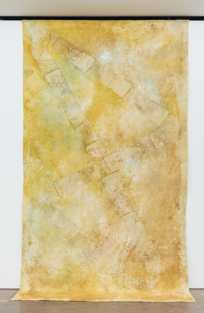 Jessica Warboys, 'River Wax Painting X II', 2019, Hales Gallery