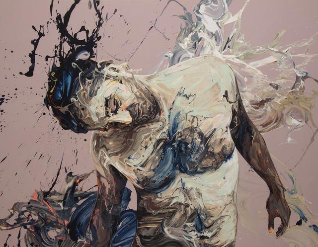 , 'Transcription 48 (Endeavor),' 2018, Joseph Nease Gallery