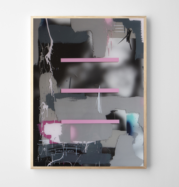 , 'Leave a Mark,' 2018, Oliver Cole Gallery