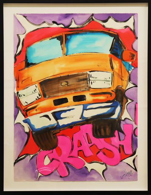 CRASH, 'Crash', 1988, Painting, Watercolor, Soho Contemporary Art
