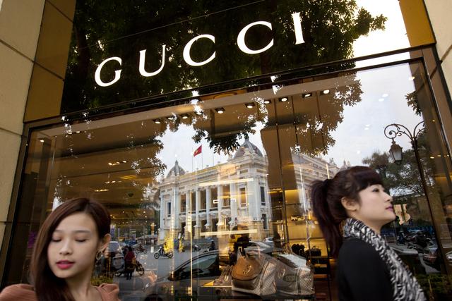 , 'Gucci Store in Hanoi,' 2011, Art Vietnam Gallery