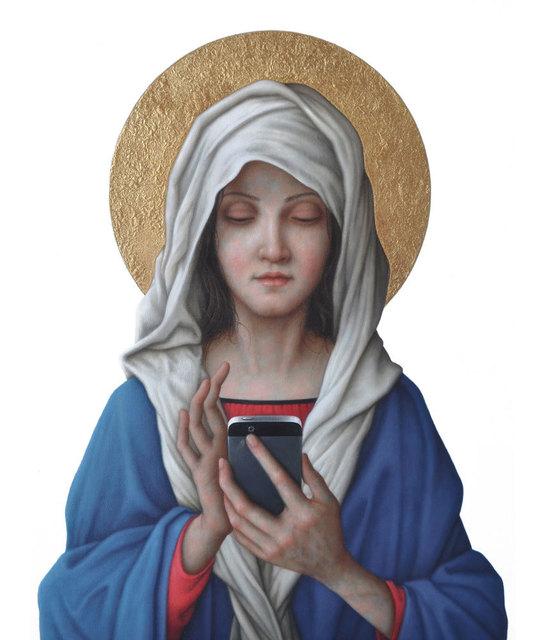 , 'Virgin Annunciated ,' 2016, BC Gallery