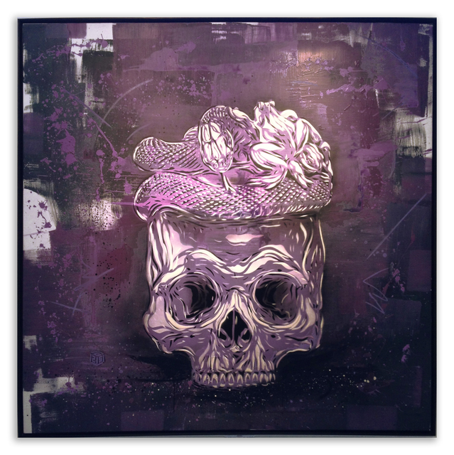 , 'Purple Rain,' 2014, StolenSpace Gallery