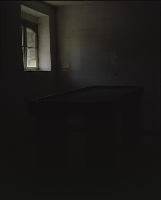 Andres Serrano, 'Autopsy Table, Buchenwald (Torture)', 2015, Alfonso Artiaco