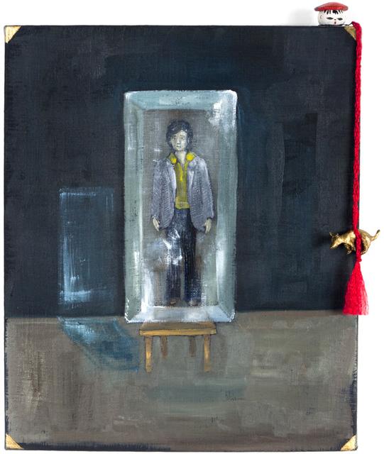 , 'A posição /The position,' 2013, Artur Fidalgo Galeria