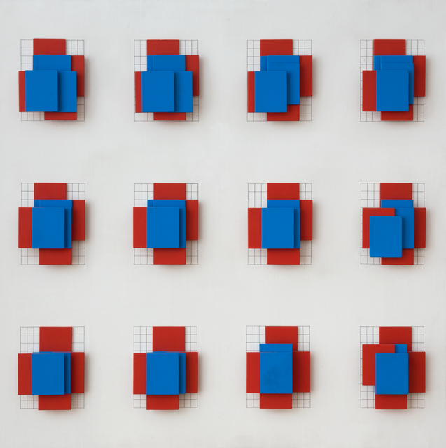 , 'Displacement I-II/II,' 1974, Vintage