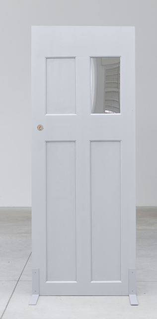 Tom Burr, 'Single Silver Door (three)', 2014, Galleria Franco Noero