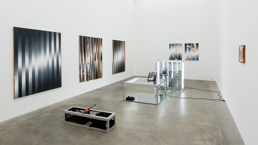 Martin Basher, A Guide to Benefits, Installation view, 2015