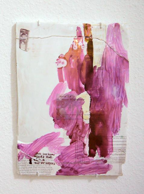 , 'personal branders,' 2015, Cultural Avenue