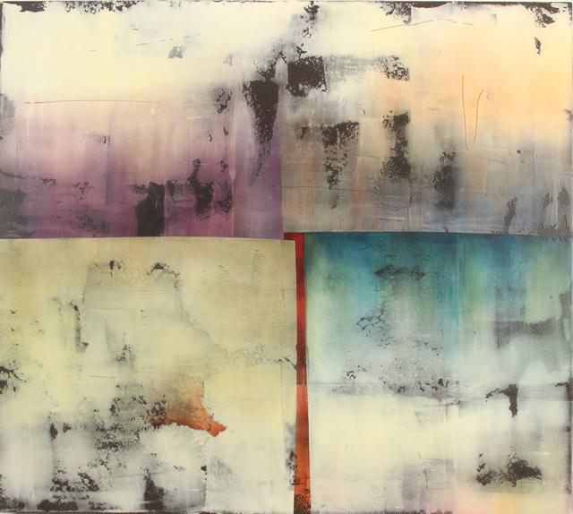 , 'Saturday's Storm ,' 2017, David Lusk Gallery
