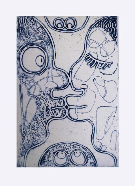Nicole Eisenman, 'Fourpack', 2010, Jungle Press