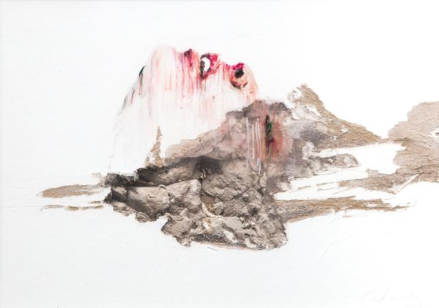 , 'Wounds XXII,' 2017, Lazinc