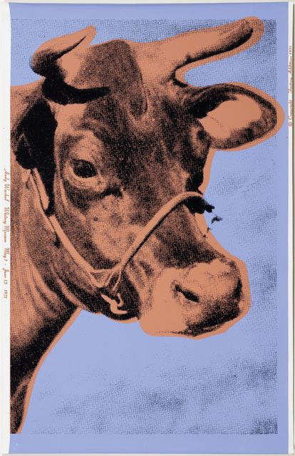 Andy Warhol, 'Cow', 1971, Koller Auctions