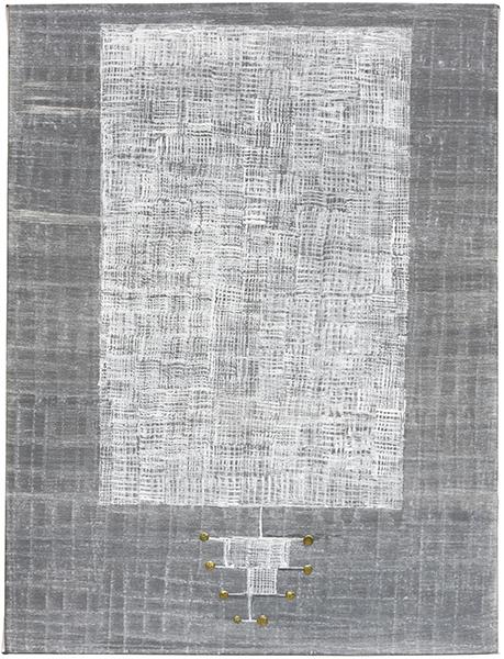 , 'gauze tree,' 2017, Craig Krull Gallery