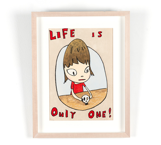 , 'Life is only one ! ,' 2010, H.ARTS COLLECTIVE