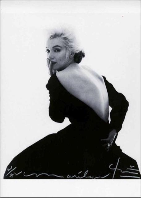 Bert Stern, 'Marilyn, Dior Dress II', 1962/2011, michael lisi / contemporary art