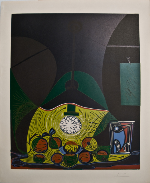 , 'Nature morte à la suspension,' 1962, John Szoke