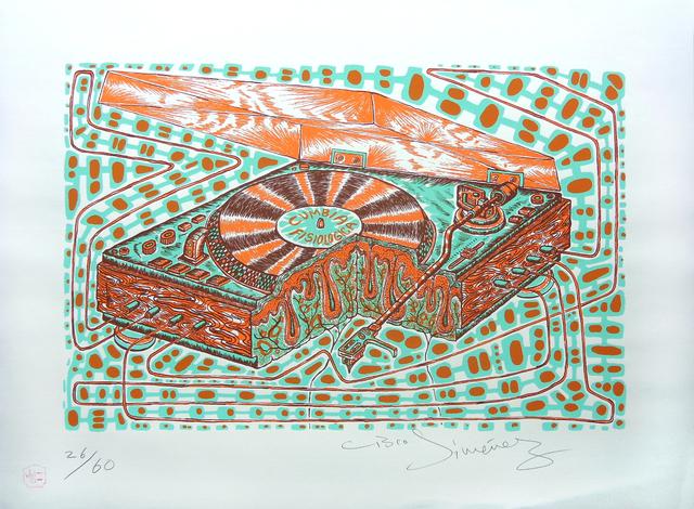 , 'Cumbia fisiologica,' 2015, Ruiz-Healy Art