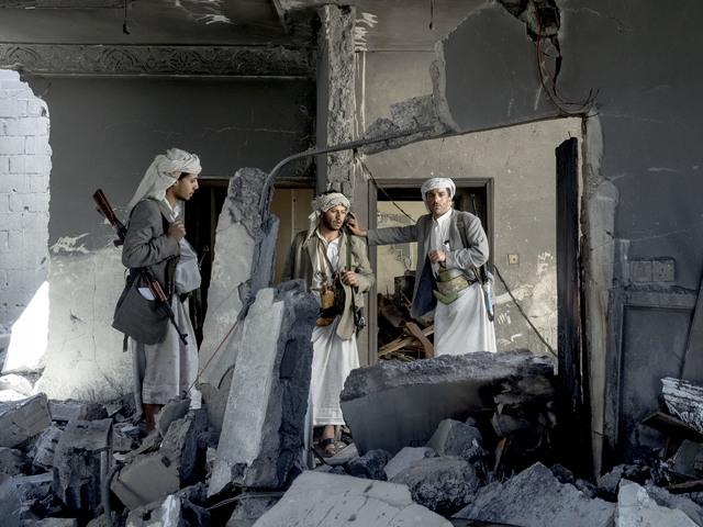, 'Sanaa, Yemen.,' 2015, Magnum Photos