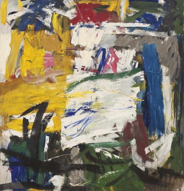 , 'Park Avenue Facade,' 1957-1958, Michael Rosenfeld Gallery