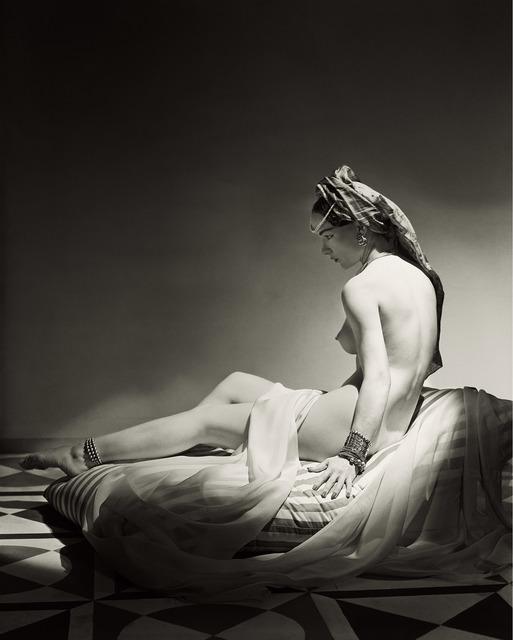 , 'Odalisque II, New York,,' 1943, Bernheimer Fine Art