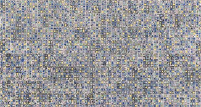, 'Medi-chip 3,' 2016, Galerie Ora-Ora