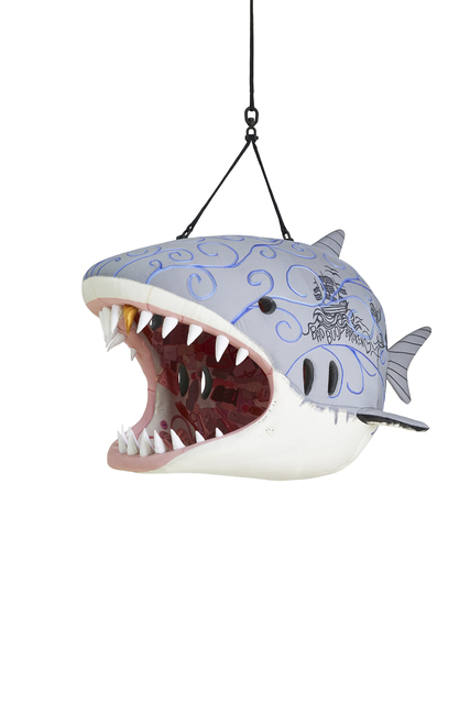 , ''Sandy' Great White Shark,' 2018, Southern Guild