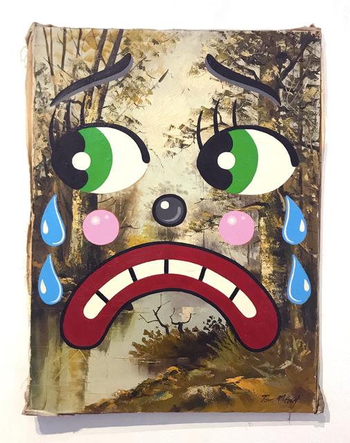 , 'Sad Clown Landscape,' 2018, La Luz de Jesus Gallery