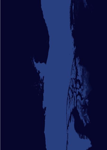 , 'Citylights I,' 2013, Diane Rosenstein