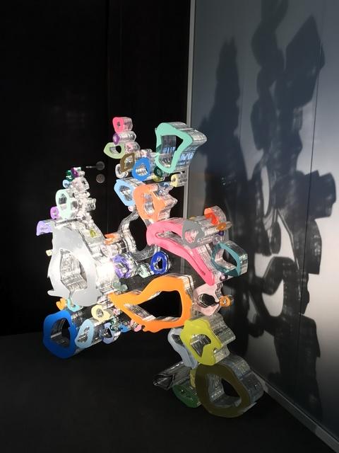 , 'ET's Mind C,' 2017, Galerie Barbara von Stechow