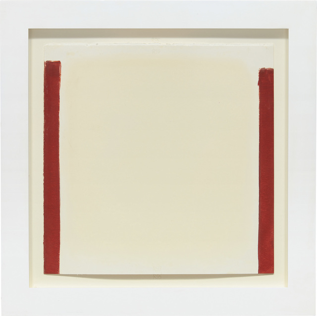 Robert Ryman, 'CORE XXI', 1995, Phillips