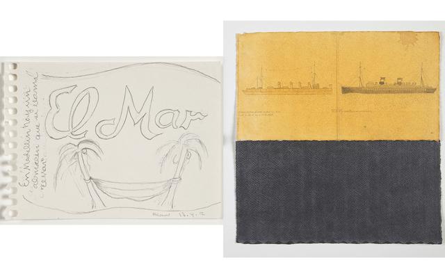 , 'Mar,' 2012, Casas Riegner